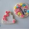 クラリネットをこよなく愛する女の子へのバースディアイシングクッキーGift♡