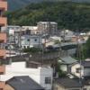 トワイライトエクスプレス「瑞風」が松江にやって来た