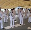 練習艦隊、スバでの日程