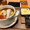 チーズ好きは「新宿ミロード店限定ラクレットチーズのトマト麺」を食べるべし!