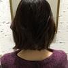人に与える印象の中で一番大きい要因は髪です。