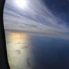 昨日の海の写真だよ。