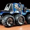 ついに6WDのラジコン発売!【タミヤ コングヘッド6×6 (G6-01シャーシ)】