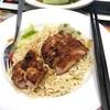 香港での初夕食!ただこの食事が、今後の悪影響出るなんて....。