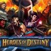 むむむ!本格的だな! 王道ファンタジーRPGゲームアプリのヒーローズオブデスティニーが配信開始になっていたのでやってみた!