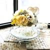 【フラワーアレンジメントレッスン】フランチェスカ・アーティフィシャルフラワー(造花)アレンジメント
