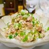【レシピ】ウインナーと枝豆のクリームチーズ和え