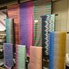 タイの手織りシルクが思いのほか鮮やかだった!