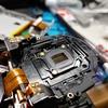OLYMPUS XZ-1の分解清掃とか