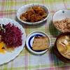 幸運な病のレシピ( 2458 )朝:トマトソース(手羽元、たけのこ、人参)