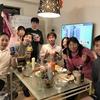 ランニングシェアハウス 筋トレ&壮行会&朝ラン