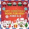 """英語絵本47日目、""""I spy"""" をクリスマスバージョンで。【Kindle Unlimitedで英語多読に挑戦】"""