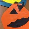 【2歳4歳育児】10月の壁面製作①【季節を感じる家庭学習】