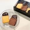 東京グランスタ『フェアリーフェア』レーズン &ショコラキャラメル生バターサンド。