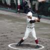 投手としても起用される強肩外野手 高岡商業 堀 裕貴選手 高卒左外野手/右腕投手