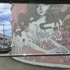 ハワイの旅の記録 レアレアトロリー編(カカアコのウォールアート/車窓)