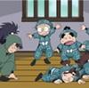 【アニメ】忍たま乱太郎 怒りの七松先輩の段【七松を動物で例えると】