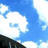 レコーディング♪  〜 青空の神宮外苑 〜