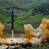 図解 緊迫する北朝鮮の核・ミサイル脅威