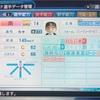 229.オリジナル選手 南芳信選手 (パワプロ2018)