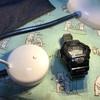 ソーラー時計の充電器になりそうなライトを購入。