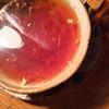 寒いので、生姜紅茶とベイクドアップルを作ってみた。