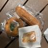 ご当地パン:焼キーマカレーパン/ソーシンシン/トマトとバジルのフォカッチャ