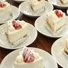 クリスマスケーキ講座
