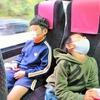 1・2年:校外学習「岡崎市東公園へ行ってきた!」