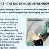 初音ミクに関する文章が、アイルランドの公的な高校卒業試験の英語科目に登場した