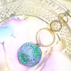 人気の『Earth necklace』シルバーバージョン初公開