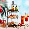 【夏にぴったり!ハワイアン】シャングリ・ラ ホテル東京のアフタヌーンティー