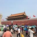 燃えよ夫婦 in北京