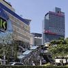 バンコクの新しいホテル。駅近で全面禁煙が嬉しい【メルキュールバンコクサイアム】