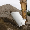 新品 バッキングバケット 大型土のう製作機(トンパック)0.45~0.7m3兼用
