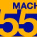 365歩のマッハ55