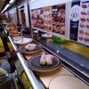 選挙の後は外食 「はま寿司」へ