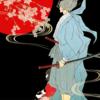 浮世絵イラスト/桜月夜