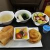 JAL国内線ファーストクラス機内食 + ハイアットリージェンシー福岡宿泊記 [2017-09]