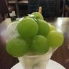 食の備忘録 #22:千疋屋総本店 フルーツパーラー「アレキサンドリマスカットパフェを食す」