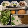 機内食 Lufthansa MUC→HND