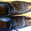 簡単に革靴のお手入れが!掃除から艶出しまで2ステップで綺麗にする!