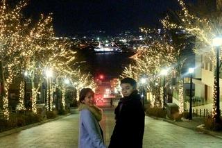 光あふれる幻想世界! 函館冬のイルミネーションを堪能する1泊2日デート旅