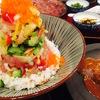うずわ定食と海鮮みぞれ丼。伊東駅近く伊豆鮮魚商まるたか。ローカルフィッシュを食べれる食堂・居酒屋
