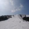 雪山遊び30日目/ハチ北でアルペンボード🏂