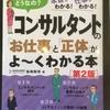 コンサルタントの「お仕事」と「正体」がよ~くわかる本[第2版] 岩崎剛幸