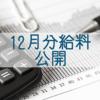 【12月分給料】ついにリボ払い完済!!