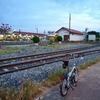 【自転車ブログ】DAHON Boardwalkで朝チャリ