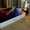 新しいiPad Pro 開封の儀、、、そしてApple Pencil 降臨!