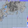 気象庁は岐阜県・揖斐川町に記録的短時間大雨情報を発表!岐阜県揖斐川町谷汲付近では午前3時までの1時間におよそ100mmの猛烈な雨が!!